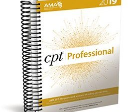 2019 CPT® Professional Edition