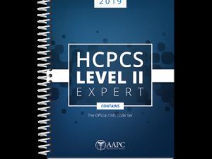 2019 HCPCS AAPC (New)