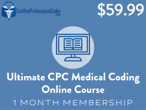 Monthly CPC Medical Coding Online Course