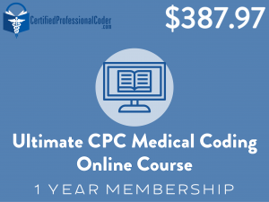 Yearly CPC Online Medical Coding Course